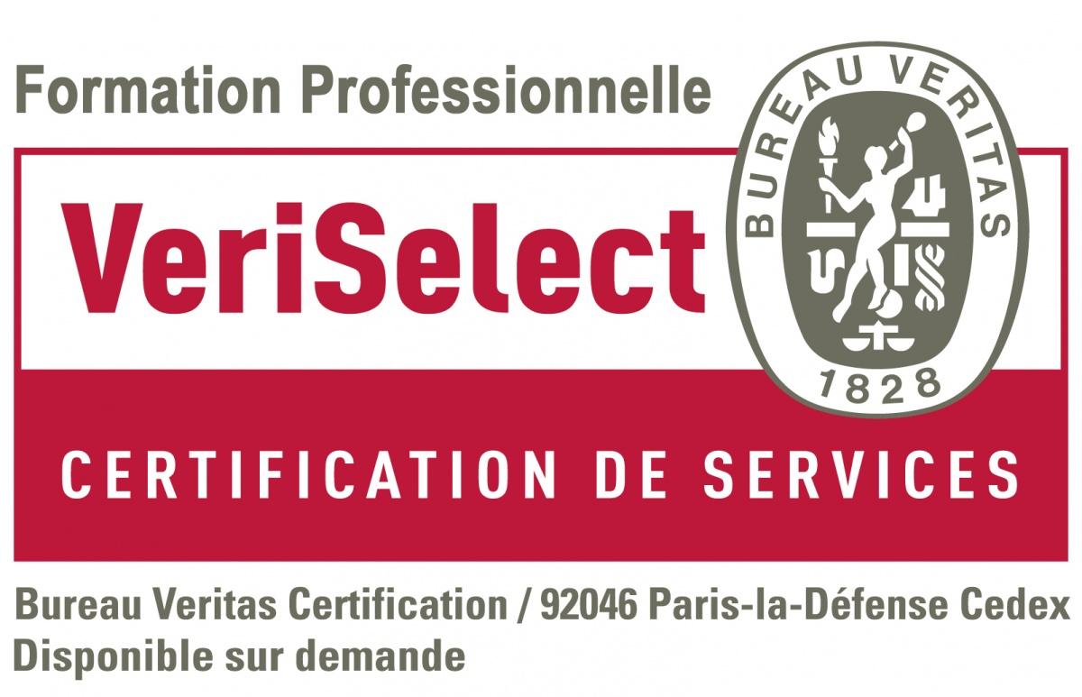 Certification de l'Institut : label de qualité Véritas de nos préparations. Prépa concours TSA Paris, Toulouse, Lyon, Bordeaux, Lille...