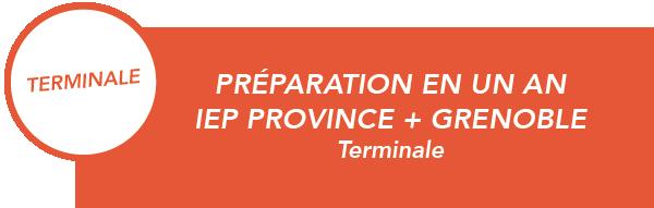 Prépas Sciences Po Province & Grenoble en Terminale |Paris, Toulouse, Lyon, Bordeaux, Lille, Nice, Marseille